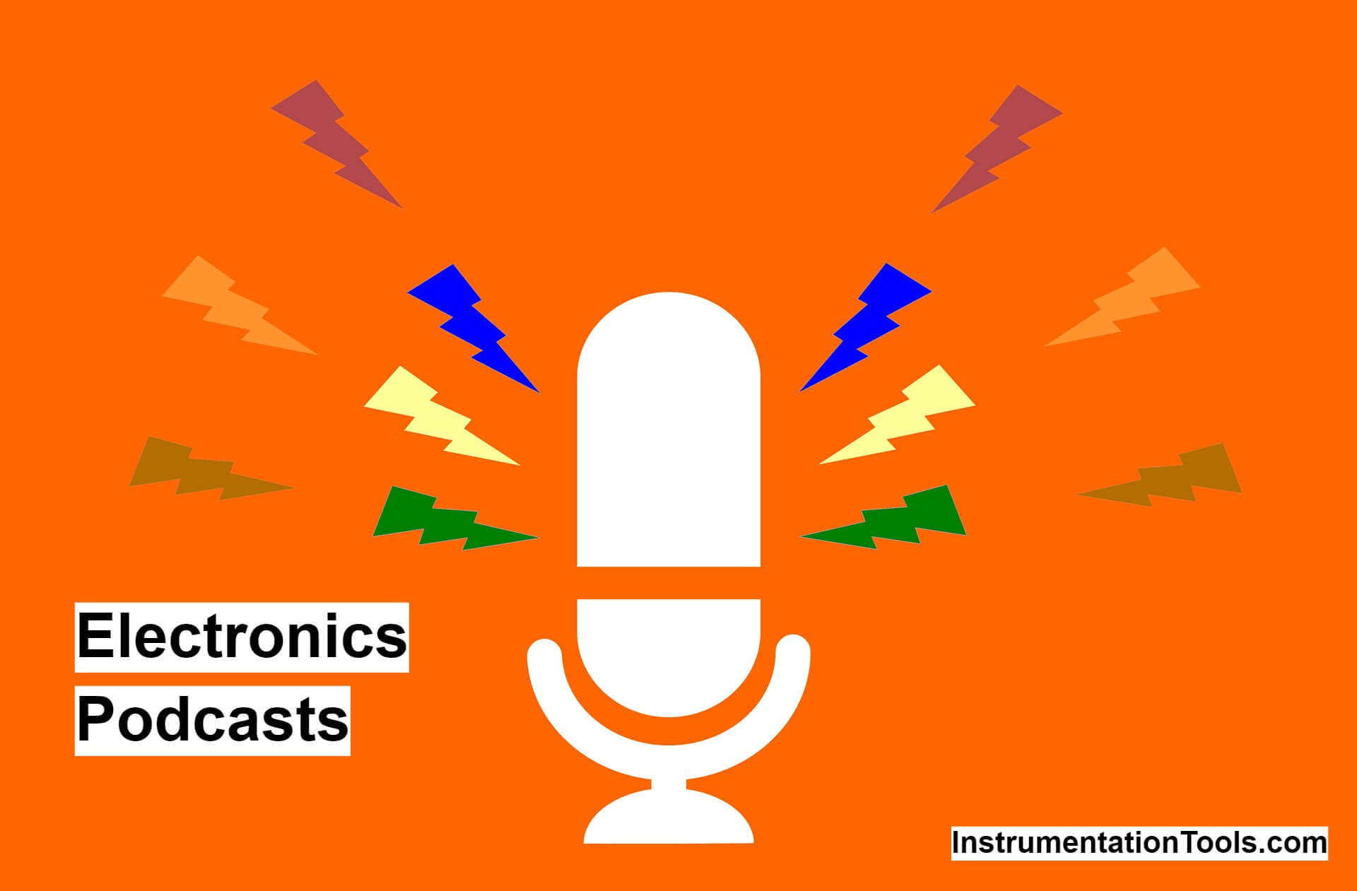 Top 10 Podcasts about Electronics