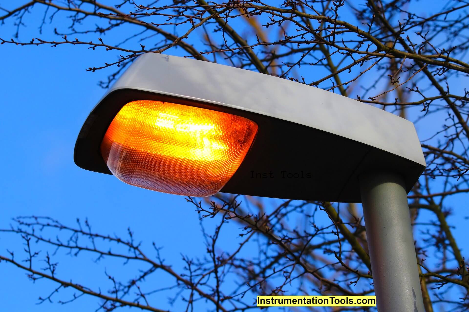 Industrial Light Fittings and Street Light Poles Corrosion Problems