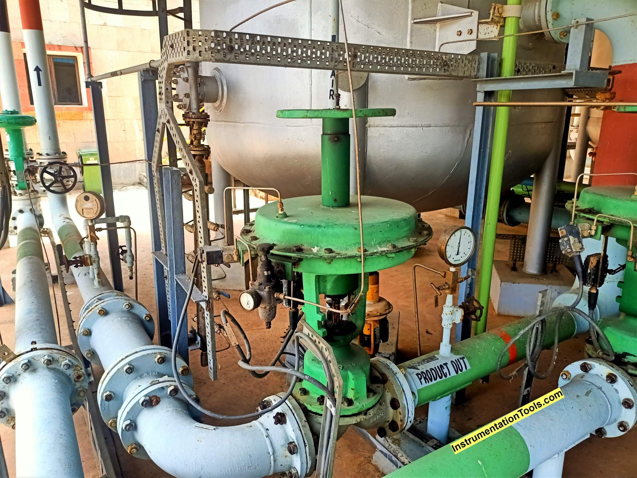Passing Control Valves Cause Yearly Losses