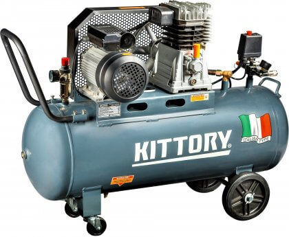 Working of Air Compressor